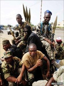 Pro-Ouattara forces
