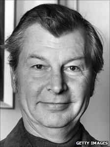 Clive Dunn in 1972