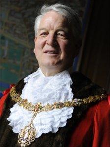 Ian Nimmo-Smith, Mayor of Cambridge,