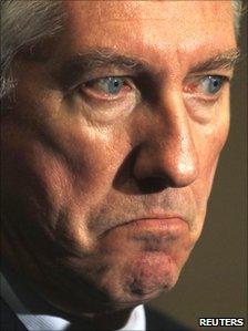 Former Bloc Quebecois leader Gilles Duceppe