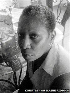 Elaine Riddick, in an image she provided