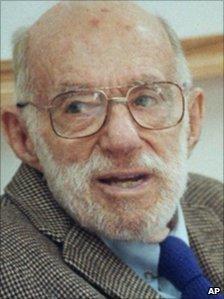 Dr Spock in 1993