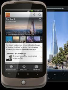 Open Buildings app