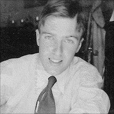 Roald Dahl during his time at Repton