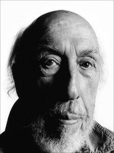 Richard Hamilton by David Bailey (2007)