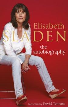 Book jacket for Elisabeth Sladen's autobiography