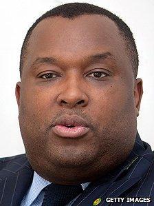 Francois Joseph Mobutu