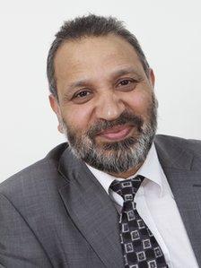 Business Advisor Irshad Akbar