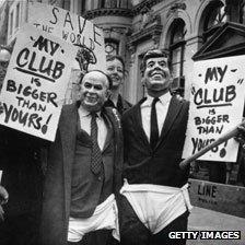 Cuba protest in 1962
