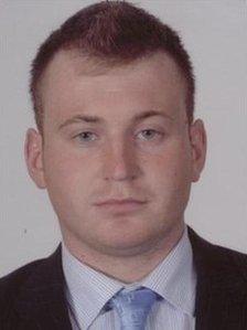 Constable Ronan Kerr