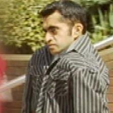 Husband Mohammed Mumtaz