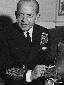 King Paul of Greece in 1953
