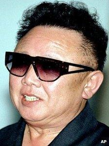 Kim Jong-Il, 26 July 2001