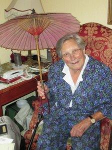 Joyce Griffiths