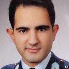 Air Force Lieutenant Hasan Huseyin Aksoy