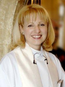 Canon Reverend Rosie Harper