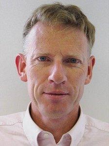 Paul Handley, editor of Church Times