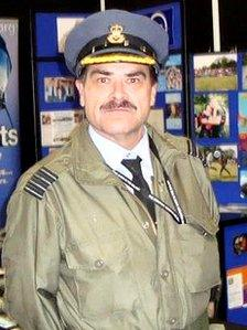 Jim Poole of Norwich Sci Fi Club