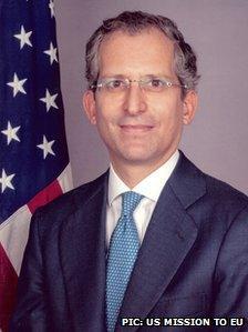 US Ambassador to EU, Anthony Gardner