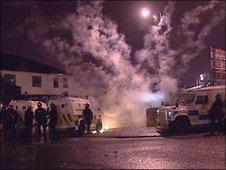 Ardoyne riots