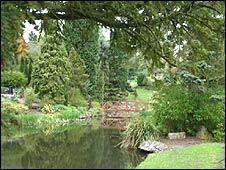 Avenham park - picture courtesy of Preston City Council
