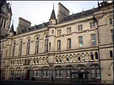 Aberdeen Sheriff Court [Pic: Crown Copyright]