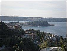 Bay of Piran
