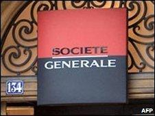 Societe Generale sign