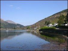 Loch Long at Arrochar