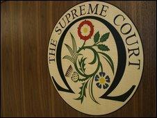 The Supreme Court's emblem