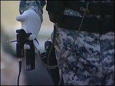 Hand-held ADE-651 device