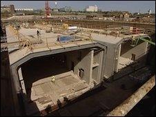 Second Tyne Tunnel