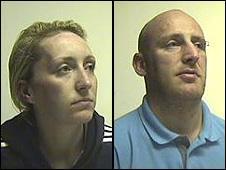 Caroline and Paul Igoe