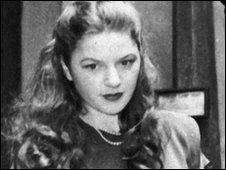 Susan Reed, pictured in 1949