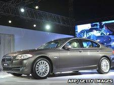 The new BMW 5-series