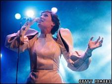 Sarah Blasko performs in Australia