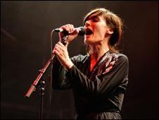 Sarah Blasko in concert