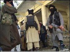 Pakistani Taliban militants
