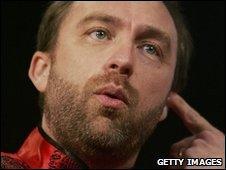 Jimmy Wales, Wikipedia co-founder