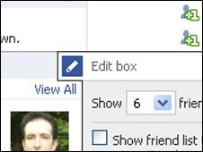 Screengrab of Facebook page, Facebook