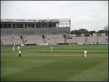 Hampshire v Nottinghamshire at the Rose Bowl