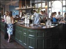 A Mitchells & Butlers pub - the Prince of Wales, Notting Hill