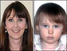 Lianne Smith and her daughter Rebecca