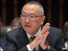Keiji Fukuda, 12 April 2010