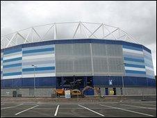 City of Cardiff Stadium