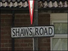Shaws Road