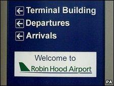 Robin Hood Airport