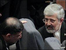 Iranian ambassador to UN, Ali Asghar Soltanieh