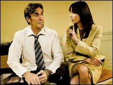 Joe McGann and Lysette Anthony in No Expense Spared