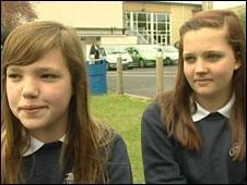 Oldfield School pupils